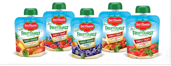 Del Monte Fruit Burst