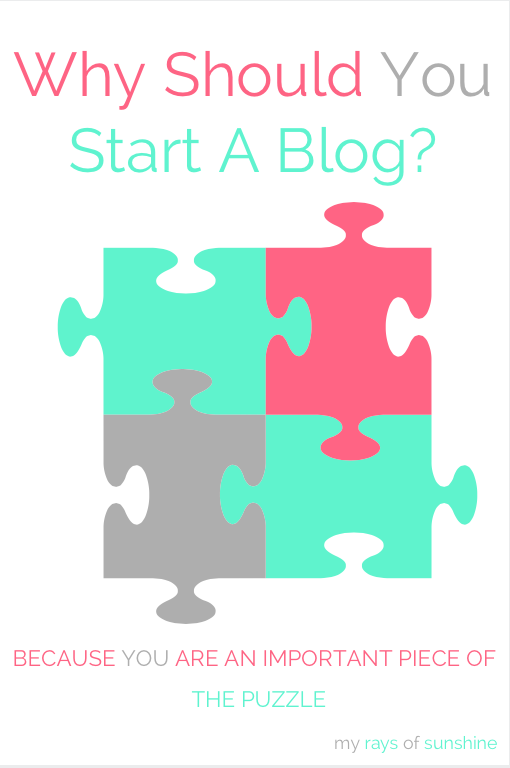 Why Should You Start A Blog?