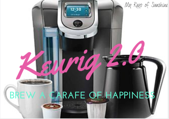 Brew a Carafe With Keurig 2.0