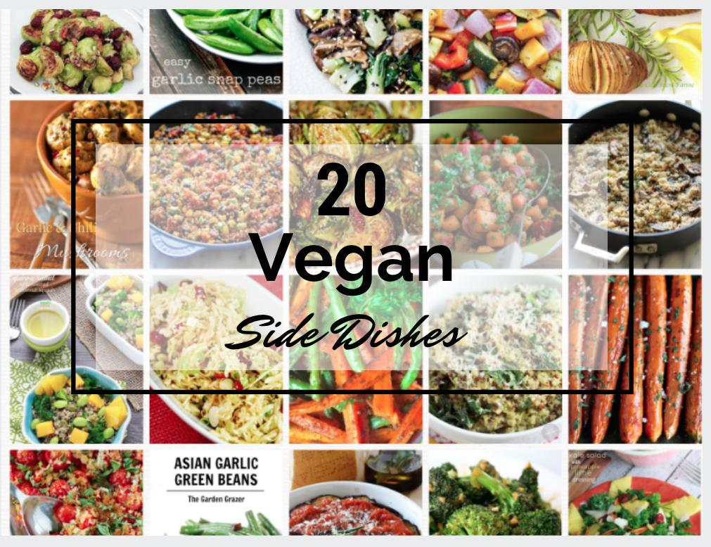 Vegan Side Dishes