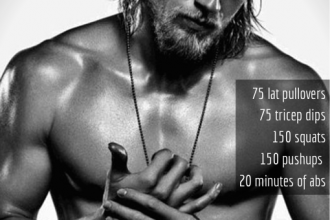 Charline Hunnam Workout for Women