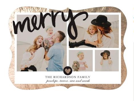 Delightfully Merry Card