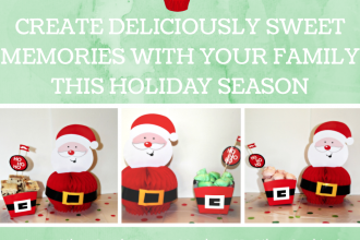 Create Deliciously Sweet Memories With Your Family This Holiday Season