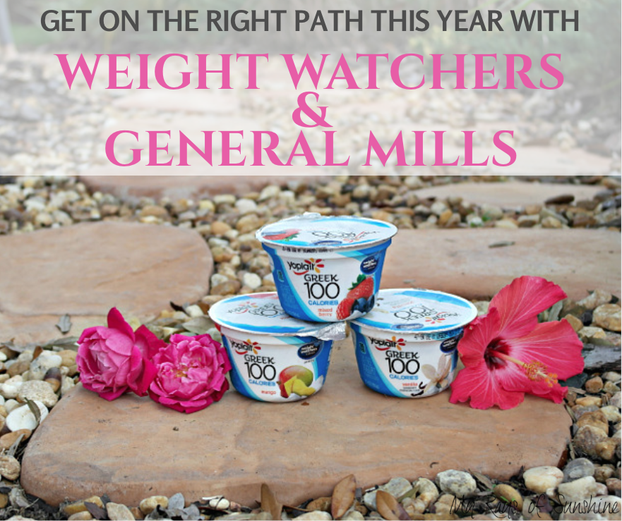 Get on the right path this year with weight watchers and general mills