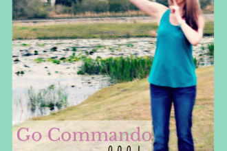 Go Commando With Cottonelle