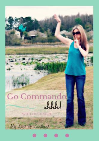 Go Commando With Cottonelle