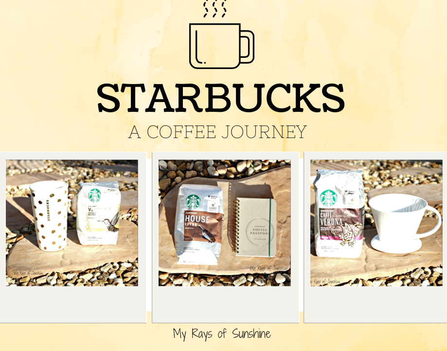 A Coffee Journey With Starbucks