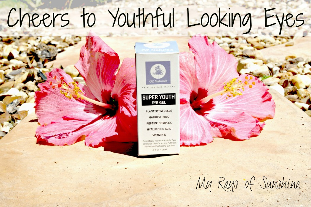 Cheers to Youthful Looking Eyes
