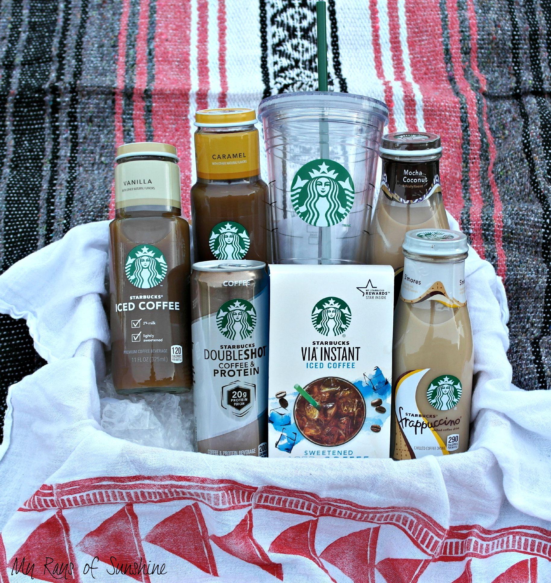 Summer Starbucks