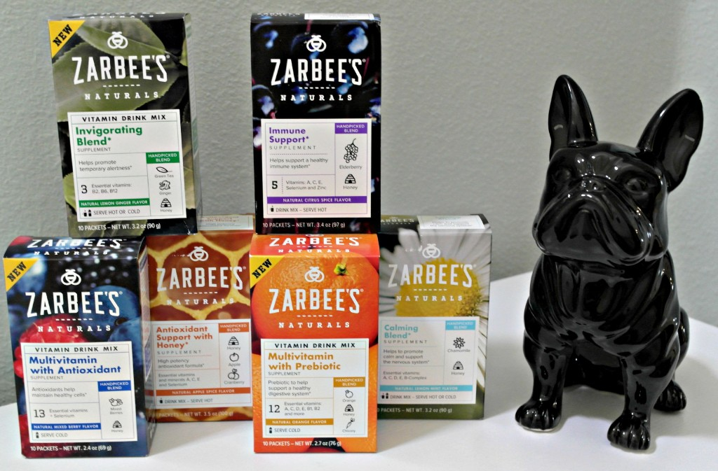 Stay Calm and Healthy With Zarbee's Naturals