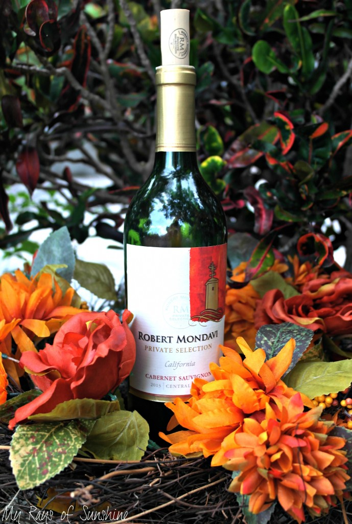 Robert Mondavi Private Selection Cabernet Sauvignon #HalloWined