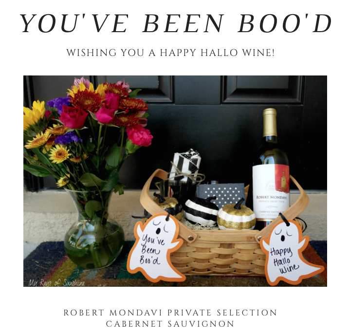 You've Been Boo'd | Happy Hallo Wine Sangria