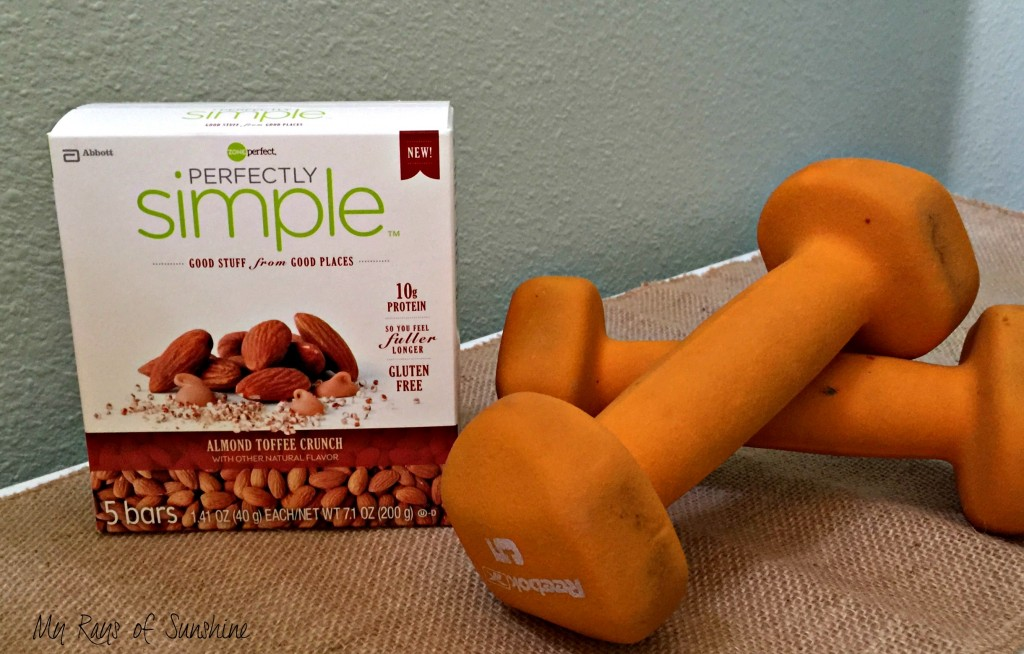 #FeelGooder With ZonePerfect Perfectly Simple Bars 2