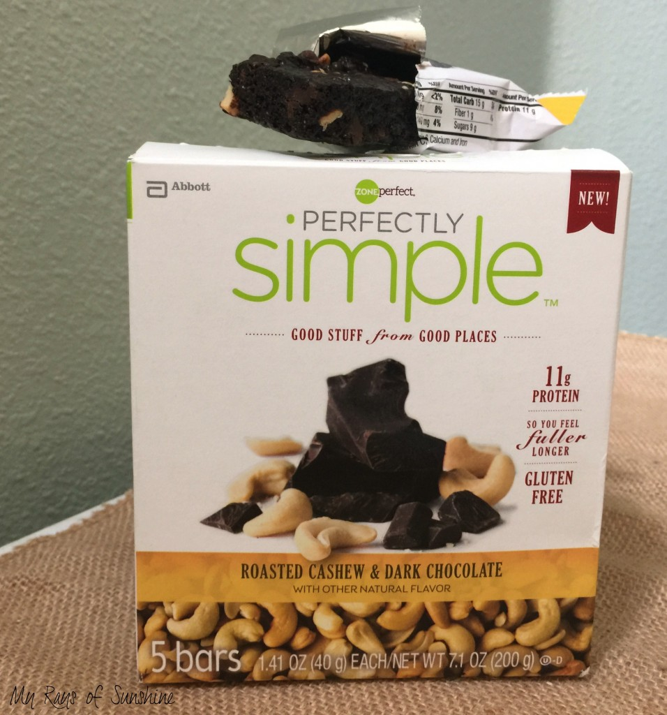 #FeelGooder With ZonePerfect Perfectly Simple Bars 4