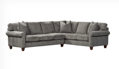 Haverty's Cory Sectional Couch