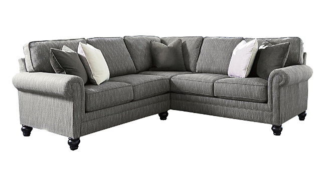 Ashley Furniture Kittredge Sectional Couch