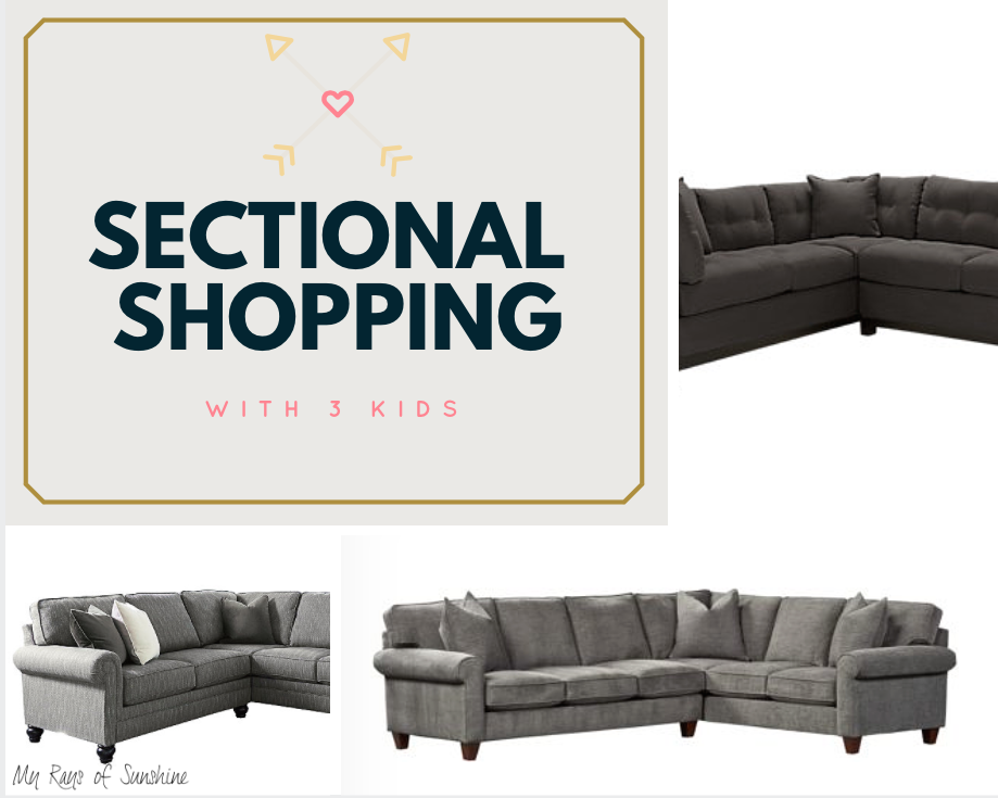 Finding a Family Friendly Sectional Couch