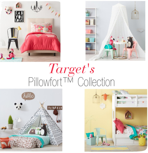Target's Pillowfort Collection