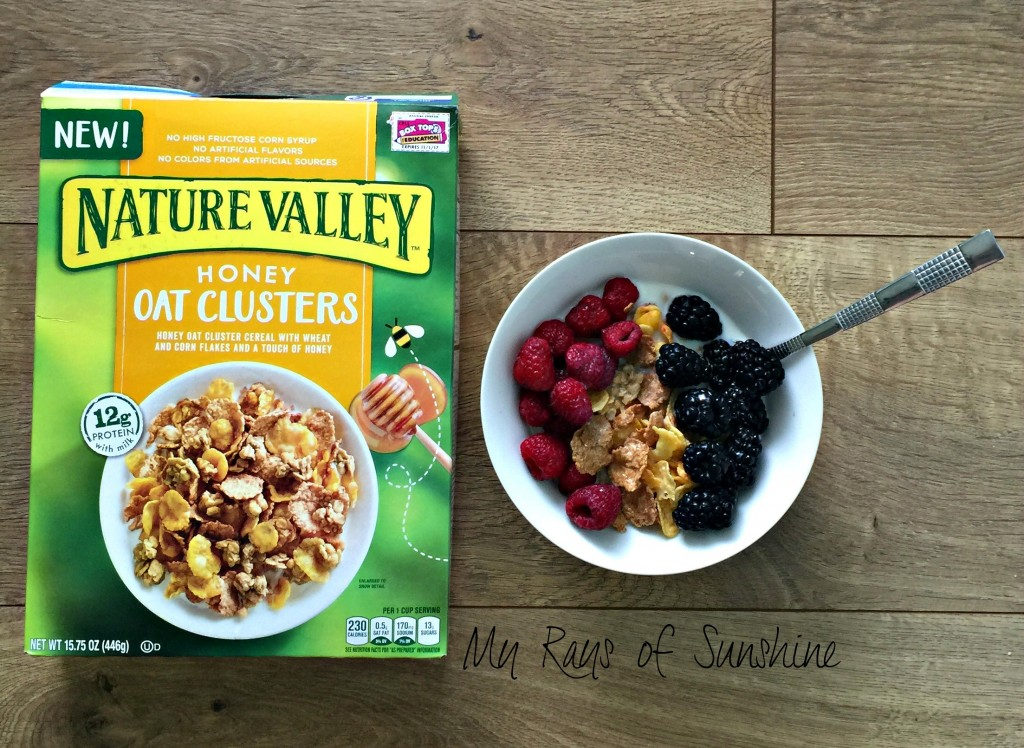 Perk Up Your Mornings With Nature Valley Cereal