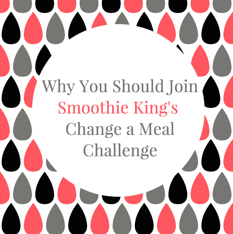 Change a Meal with Smoothie King and win $500 in Smoothie King gift cards, a Fitbit or a brand new bike. Enter here---> https://ooh.li/e3691b1