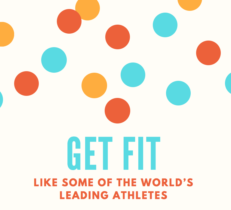Get Fit Like Some of the World's Leading Athletes