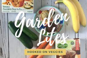 Now You Can Eat Your Veggies in a Garden Lites Muffin