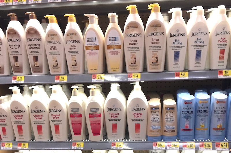 How To Easily Get a Sunless Tan with JERGENS® Natural Glow® Wet Skin® Moisturizer - Pinterest