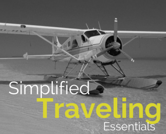 Simplified Traveling Essentials