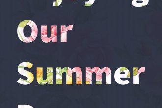 Enjoying Our Summer Days in Tobi Clothing