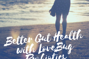 Better Gut Health with LoveBug Probiotics