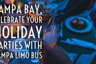 Tampa Bay, Celebrate Your Holiday Parties with Tampa Limo Bus