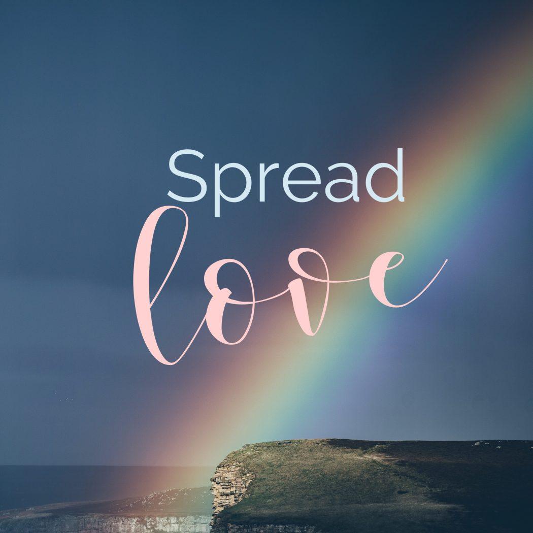 Prayers For Las Vegas - Spread Love