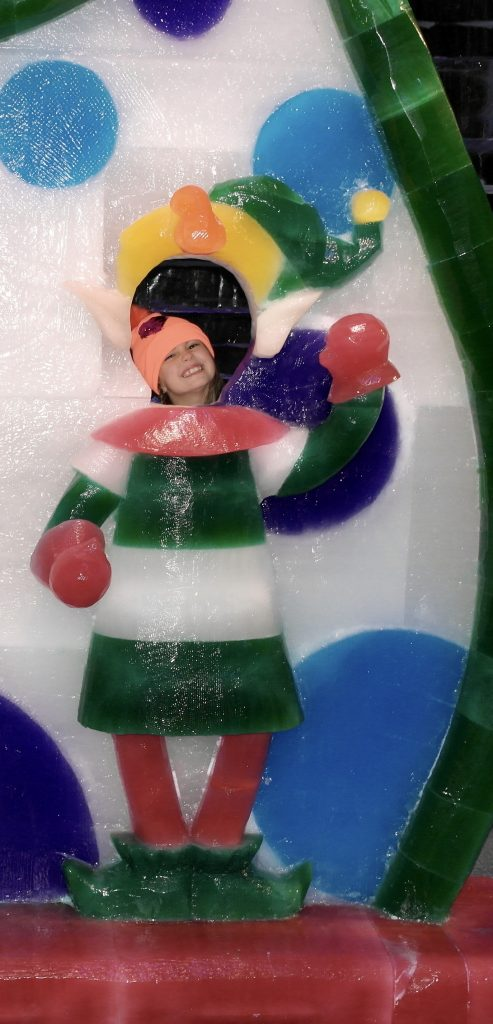 Create Holiday Magic at Gaylord Palms ICE!
