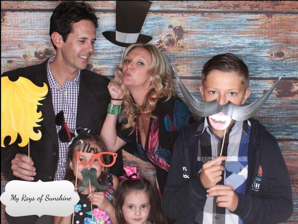 Fun New Year's Eve Activities For Kids - Photo booth