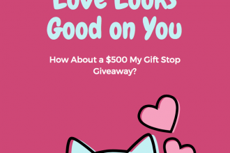 How About a $500 My Gift Stop Giveaway?