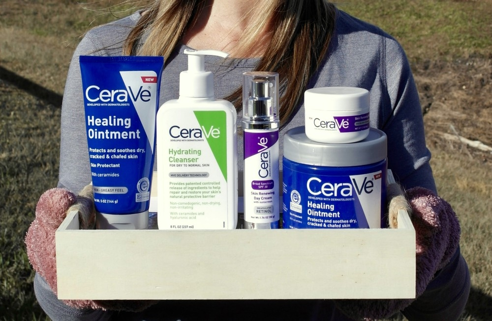 My Winter Skincare Routine with CeraVe® {Winter Skin Relief Day}