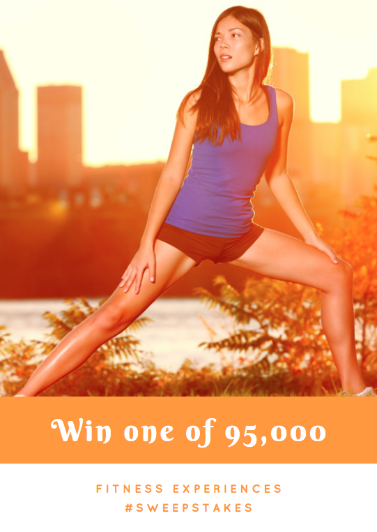 Have you heard? You can win one of 95,000 fitness experiences this @MichelobULTRA #Sweepstakes! Enter here/ https///ooh.li/37a1899 #motivationMonday #ILikeBeer #MichelobULTRA #LiveULTRA #AD #Fitness Michelob ULTRA