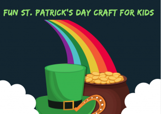 Fun St. Patrick's Day Craft for Kids