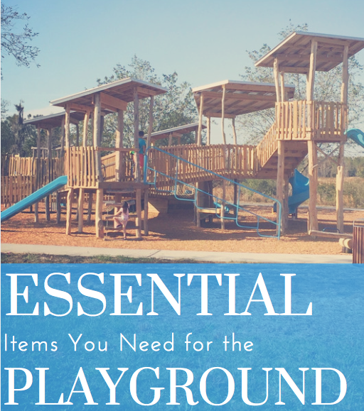 5 Essential Items You Need for the Playground