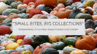 "Entenmann's® Little Bites® TerraCycle Recycling Contest, ""Small Bites, Big Collections"""