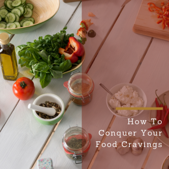 How To Conquer Your Food Cravings and Heal Your Body {Hint: It's Just 2 Words}
