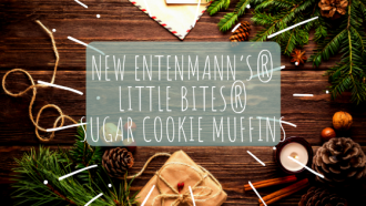 NEW Entenmann's® Little Bites® Sugar Cookie Muffins