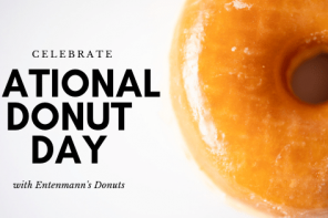 Celebrate National Donut Day By Creating Your Own Entenmann's® Donut