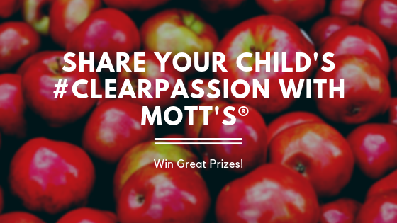 What's Your Child's #ClearPassion?