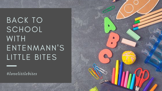 Back to School with Entenmann's Little Bites #lovelittlebites