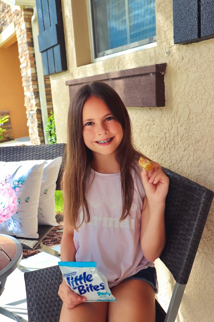 Back to School with Entenmann's Little Bites {#lovelittlebites Giveaway}