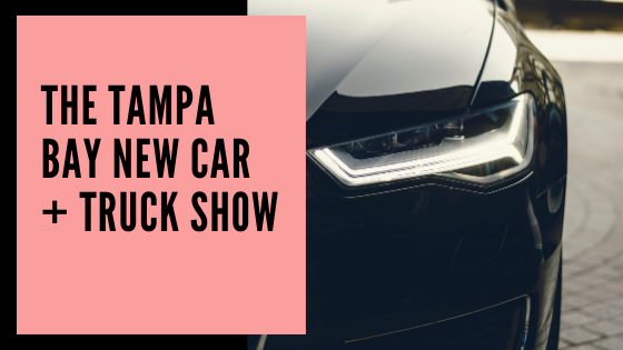 Going Exotic at the Tampa Bay New Car + Truck Show